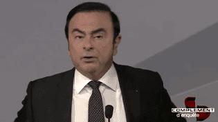 Complément d'enquête. Extrait Carlos Ghosn (asemblée actionnaires) (COMPLÉMENT D'ENQUÊTE/FRANCE 2)