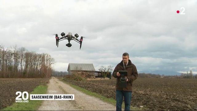 Drones : une législation stricte pour une utilisation restreinte