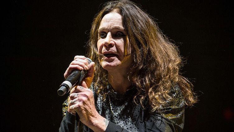 Ozzy Osbourne, Black Sabbath, Ozzfest, sept 2016  (Amy Harris/AP/SIPA)
