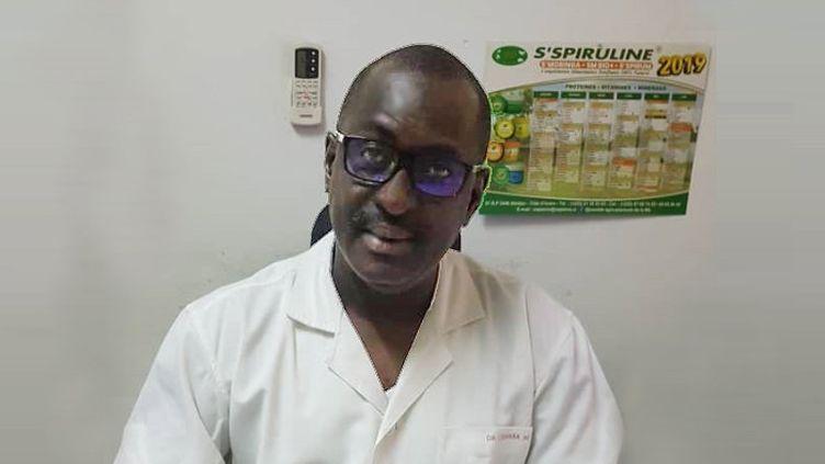 Le docteur Camara Mory Ismaël est président de la Ligue ivoirienne de lutte contre les hépatites virales (LILHVI)