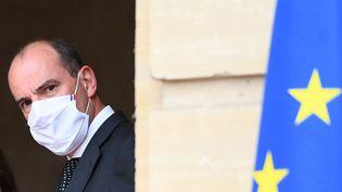 Le Premier ministre Jean Castex, à Paris, le 24 août 2020. (CHRISTOPHE ARCHAMBAULT / AFP)
