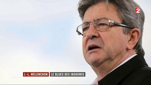 France Insoumise : Jean-Luc Mélenchon peine à imposer son mouvement