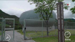 Un abri anti-atomique pour conserver les graines des plantes sauvages du monde entier (France 2)
