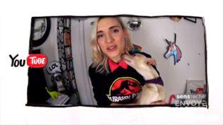 Envoyé spécial. Natoo, star de YouTube (Envoyé spécial/France Télévisions (capture d'écran))