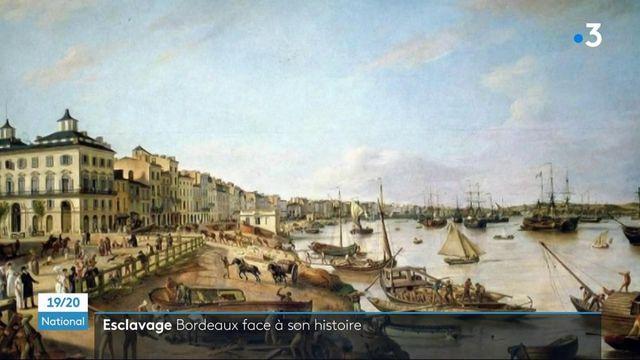 Esclavage : la ville de Bordeaux face à son histoire de port négrier
