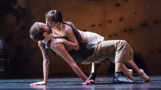 """""""Roméo et Juliette"""" ballet d'Angelin Preljocaj sur une scénographie d'Enki Bilal  (JC Carbone)"""