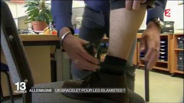 Allemagne : bientôt des bracelets électroniques pour les islamistes ?