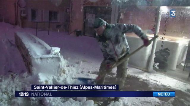 Neige et verglas : le trafic routier perturbé dans le sud-est de la France