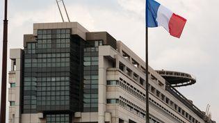 Ministère de l'Economie et des finances dans le quartier de Bercy (Paris). (LOIC VENANCE / AFP)