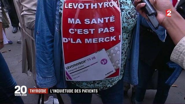 Thyroïde : l'inquiétude des patients