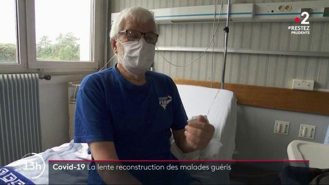 Covid-19 : la lente reconstruction des malades guéris