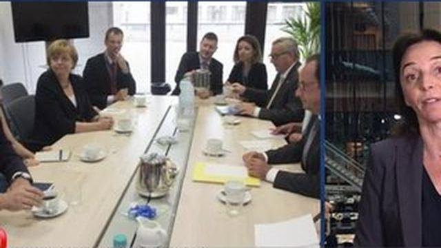 Crise grecque : tractations en cours à Bruxelles