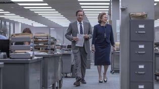 "Tom Hanks et Meryl Streep dans ""Pentagon Papers"" de Steven Spielberg  (Universal Pictures International France )"