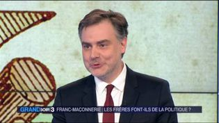 Christophe Habas (France 3)