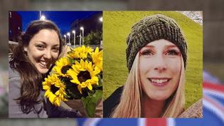 Kirsty Boden (à gauche) et Christine Archibald, deux victimes de l'attentat perpétré le 3 juin 2017 à Londres. (AFP / REUTERS)