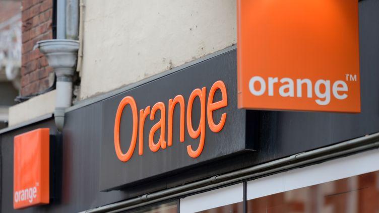 Selon l'Observatoire du stress et des mobilités forcées, dix salariés d'Orange se sont suicidés depuis le début de l'année 2014. (DENIS CHARLET / AFP)