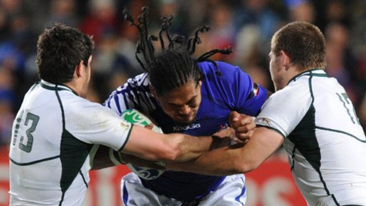 Le Samoan Tuilagi (GABRIEL BOUYS / AFP)