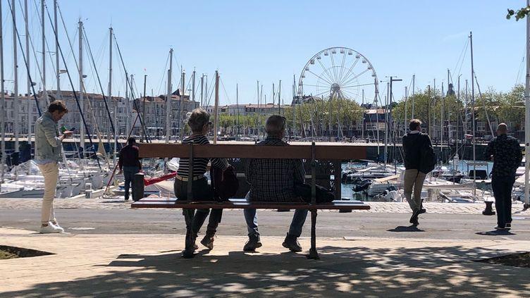 Professionnels du tourisme, de la culture et riverains. Toute la ville espère le retour des Francofolies cette année, du 10 au 14 juillet. (YANN BERTRAND / RADIO FRANCE)