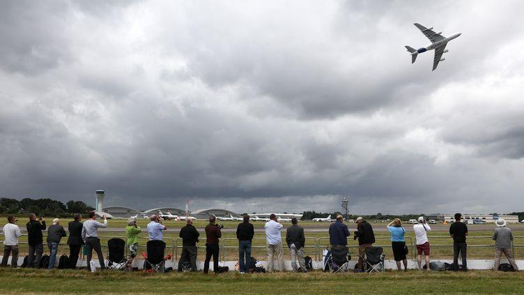 (Salon aéronautique de Farnborough le 11 juillet 2016 © GettyImages)