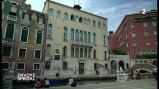 Venise vend ses palais au profit du tourisme (ENVOYÉ SPÉCIAL  / FRANCE 2)