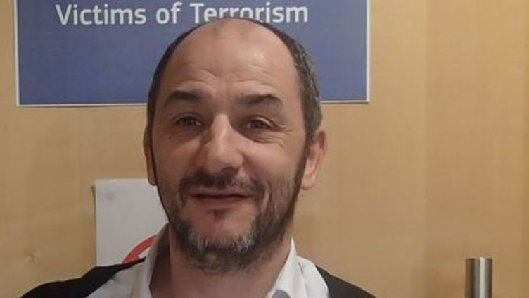 Guy Benarousse a été grièvement blessé lors de l'attentat de la rue des Rosiers, à Paris, le 9 août 1982. ( AFTV.org)