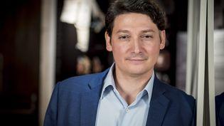Mickaël Marin, directeur de Citia, la structure qui organise le festival international du film d'animation d'Annecy. (Gilles Piel)