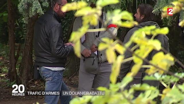 Trafic d'armes : un douanier abattu à Toulon