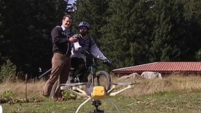 Donner naissance à un drone : le succès d'une application made in France
