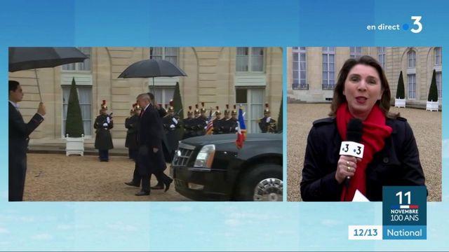 Emmanuel Macron et Donald Trump : une rencontre sous le signe de dossiers sensibles