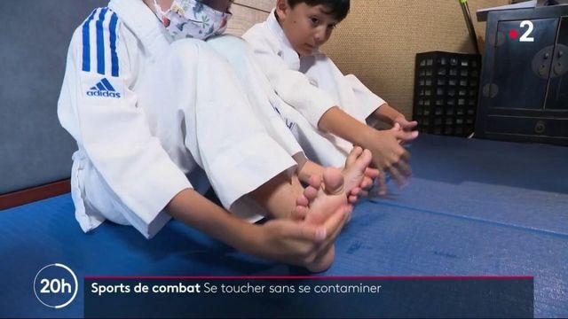 Le sport de combat est il compatible avec les gestes barrières ?