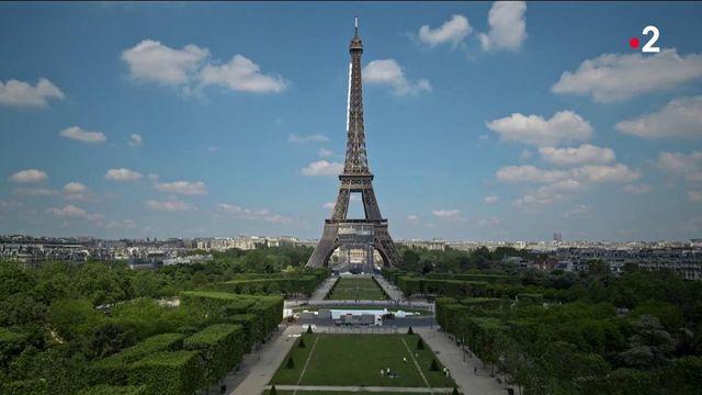 Jeux olympiques : après Tokyo, Paris se prépare