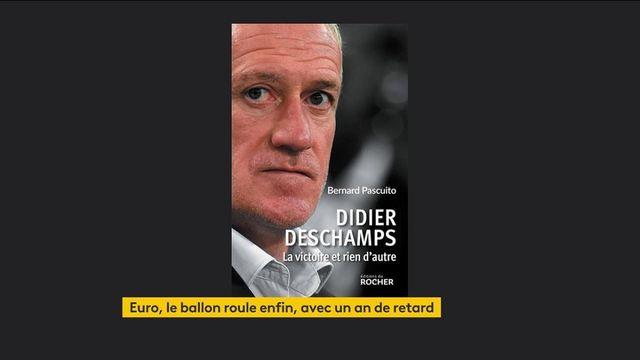 """Euro 2021 : """"la France fait partie des favoris"""", selon Bernard Pascuito, auteur de """"Didier Deschamps, La victoire et rien d'autre"""""""