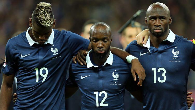 Paul Pogba et Lassana Diarra (  BEN QUEENBOROUGH / BACKPAGE IMAGES LTD)