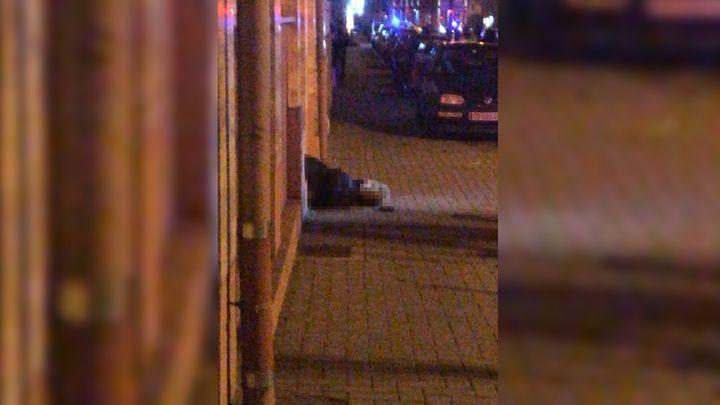 La dépouille de Cherif Chekatt, abattu par la police à Strasbourg (Bas-Rhin), le 13 décembre 2018. (DR)