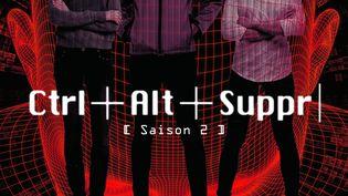 """""""CTRL+ALT+SUPPR, Saison 2"""", de B. Puard (CASTERMAN)"""