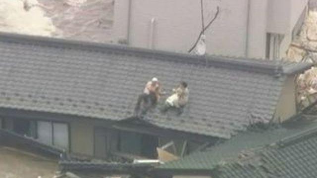 Japon : des milliers de personnes évacuées en raison de pluies torrentielles