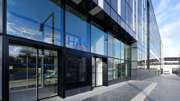 Le siège de la Haute Autorité de santé à Saint-Denis. (DR Haute Autorité de santé)