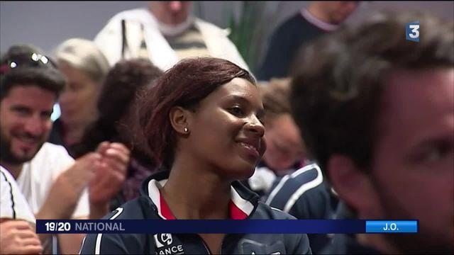 Jeux paralympiques : le retour des athlètes français