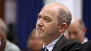 Denis Baupin, alors député d'Europe Ecologie-Les Verts, le 6 juin 2012. (FRANCOIS GUILLOT / AFP)