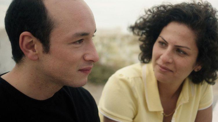 """Majd Mastoura et Rym Ben Messaoud dans """"Hedi, un vent de liberté"""" de Mohamed Ben Attia  (Arsenal Filmverleih)"""