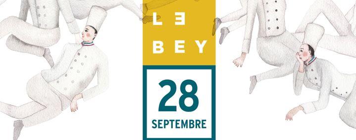 L'Excellence Gastronomique, le 28 septembre à Paris. (LEBEY)