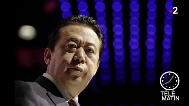 Visé par une enquête en Chine, le président d'Interpol démissionne