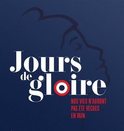 """La pochette de l'lbum """"Jours de gloire"""". (Copyright : Pias)"""