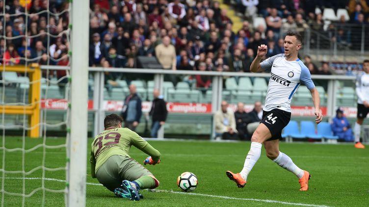 Ivan Perisic (Inter) (MIGUEL MEDINA / AFP)