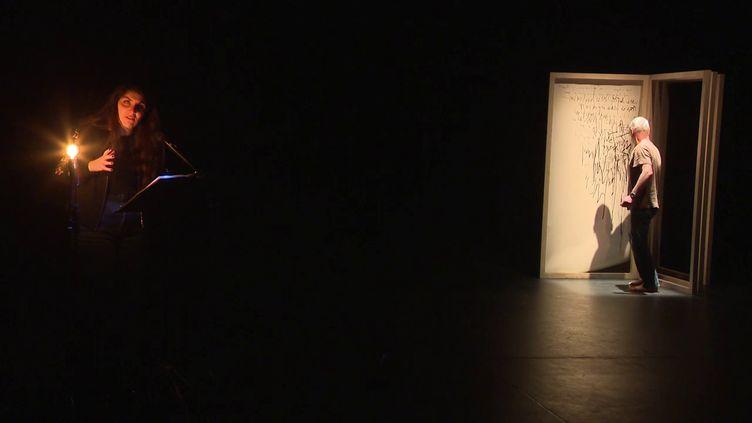 """L'édition 2021 dufestival littéraire havrais """"Le Goût des autres"""" se déroule en ligne jusqu'au 24 janvier. (FRANCE 3 / Anne-Laure MEYRIGNAC)"""