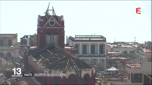 Ouragan Matthew : la crise humanitaire s'aggrave en Haïti