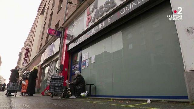 Prime de Noël : à Lille, un coup de pouce apprécié par les bénéficiaires