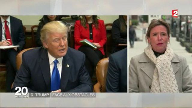 Donald Trump : des reculs face aux obstacles