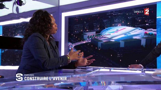 VIDEO. Laura Flessel annonce la mise en place d'une Fête du sport sur le modèle de la Fête de la musique