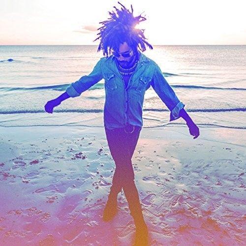 """""""Raise Vibration"""", pochette du disque de Lenny Kravitz  (BMG)"""